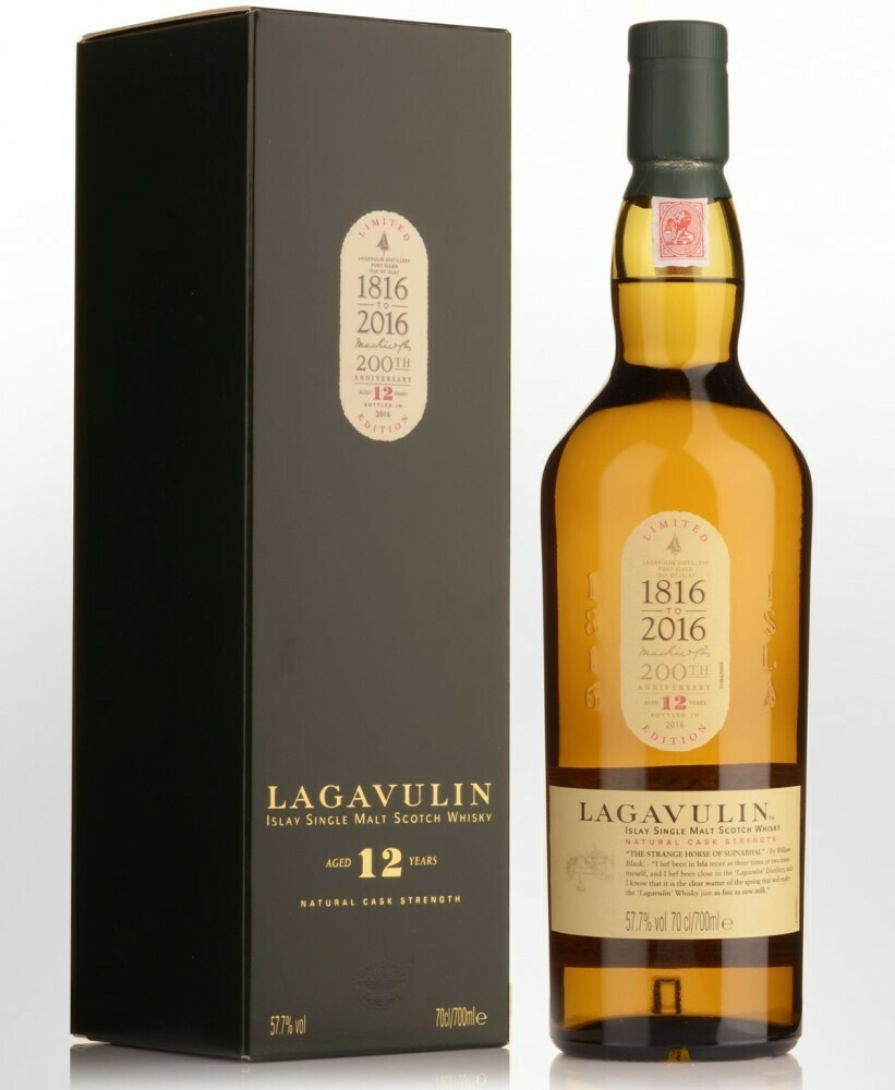 Lagavulin 12YO Cask Strength LE 2014