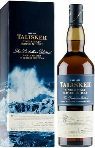 Talisker Distillers Edition 2007-2017 0,7l 45,8