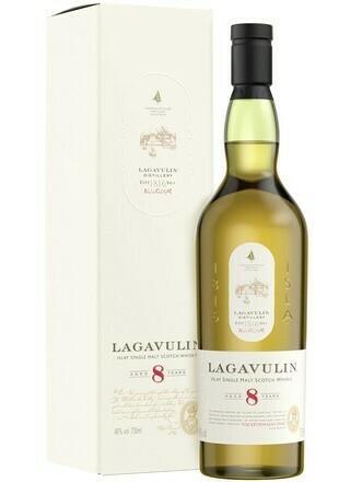Lagavulin 8 years 0,7l 48%