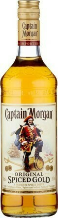 Captain Morgan Gold Spiced 0,7l 35%