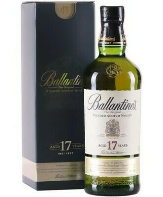 Ballantines 17 years 0,7l 40%