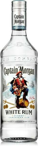 Captain Morgan White 0,7l 37,5%
