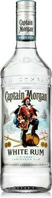 Captain Morgan White 0,7l 37,5%
