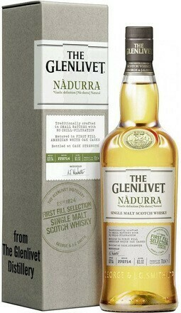The Glenlivet Nadurra First Fill Selection 1l 48%