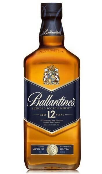 Ballantines 12 years 0,7l 40%