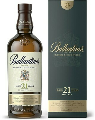 Ballantines 21 years 0,7l 40%