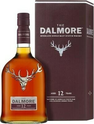 Dalmore 12 years 0,7l 40%