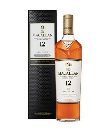 Macallan 12 years Sherry Oak 0,7l 40%