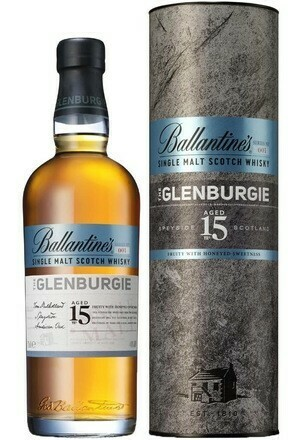Ballantines The Glenburgie 15 years Single Malt 0,7l 40%