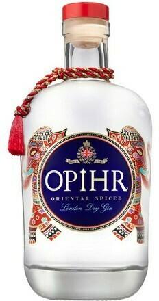 Opihr Oriental Spiced Gin 0,7l 40%