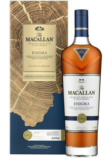 Macallan Enigma 0,7l 44,9% DD