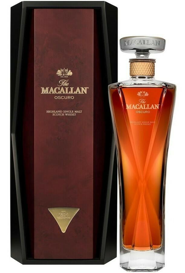 Macallan Oscuro 0,7l 46,5% GB