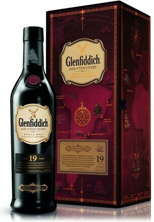Glenfiddich 19 years Age of Discovery Red Wine 0,7l 40%