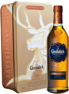 Glenfiddich 125th Anniversary Limited Edition 0,7l 43%