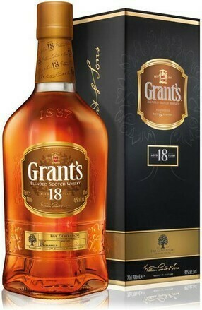 Grant's 18 years 0,7l 40%