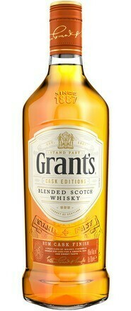 Grant's Rum Cask Finish 0,7l 40%