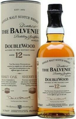 Balvenie DoubleWood 12 years 0,7l 40%
