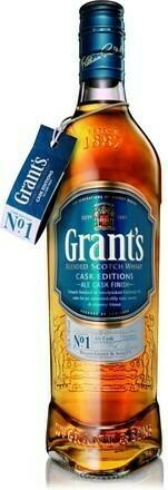 Grant's Ale Cask Finish 0,7l 40%