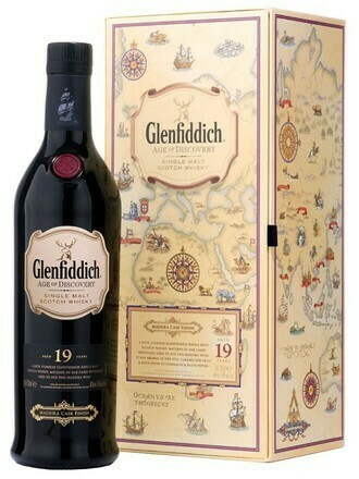 Glenfiddich 19 years Age of Discovery Madeira 0,7l 40%