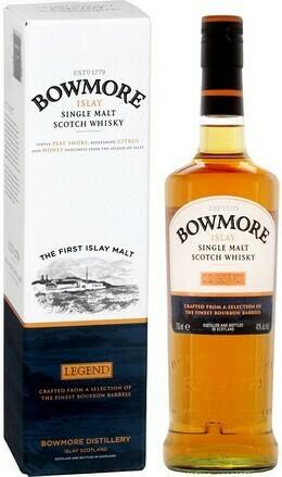 Bowmore Legend 0,7l 40%