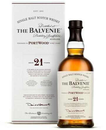Balvenie 21 years PortWood 0,7l 40%