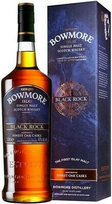 Bowmore Black Rock 1l 40% DD