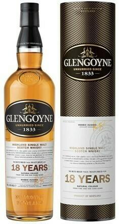 Glengoyne 18 years 1l 40%