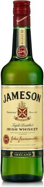 Jameson 0,7l 40% DD