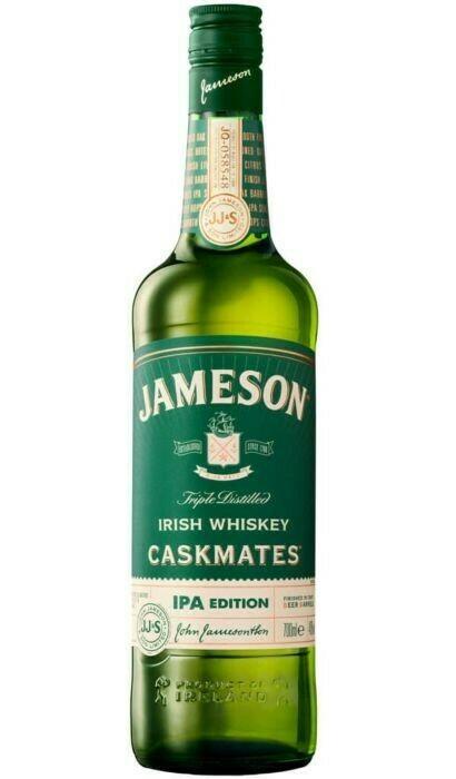 Jameson Caskmates IPA Edition 0,7l 40%