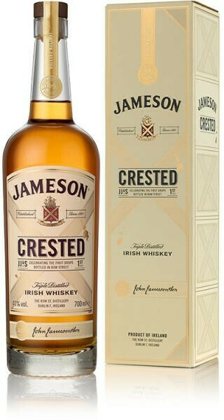 Jameson Crested 0,7l 40%