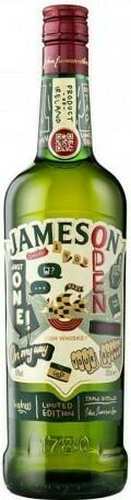 Jameson St.Patricks Day 2020 40% 1l,