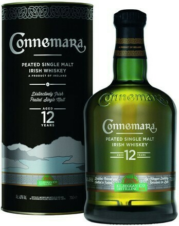 Connemara Peated 12 years 0,7l 40%