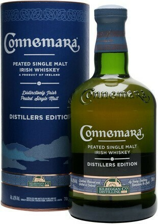 Connemara Distillers Edition 0,7l 43%