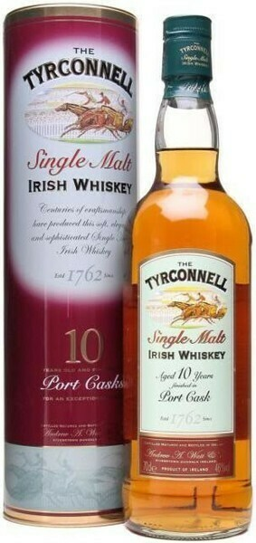 Tyrconnell 10 years Port Cask Finish 0,7l 46%
