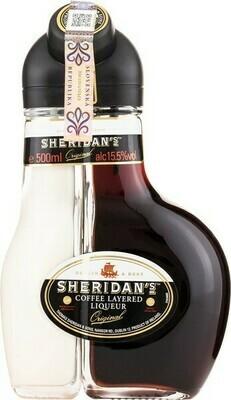 Sheridan's 0,5l 15,5%