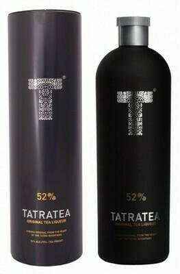 Tatratea Eredeti Fekete 0,7l 52% DD
