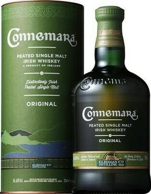 Connemara Peated Irish Single Malt 0,7l 40%