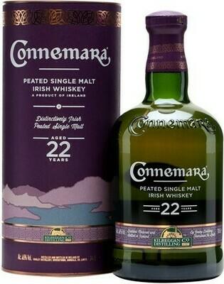 Connemara Peated 22 years 0,7l 46%