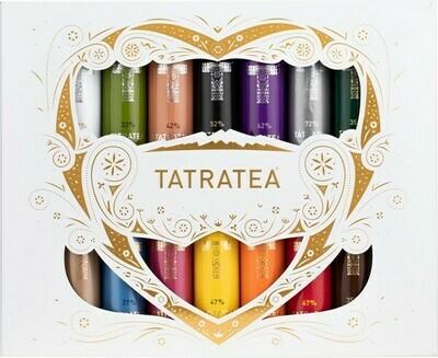 Tatratea Mini Válogatás 14x0,04l 17-72%