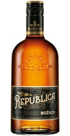 Republica Exclusive Božkov 0,7l 38%