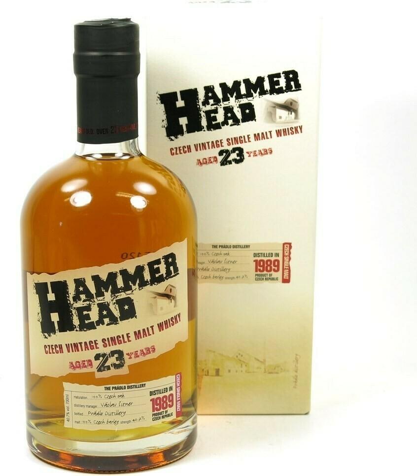 Hammer Head 23 years 0,7l 40,7%