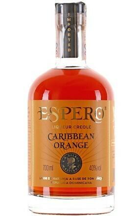 Ron Espero Creole Caribean Orange 0,7l 40%