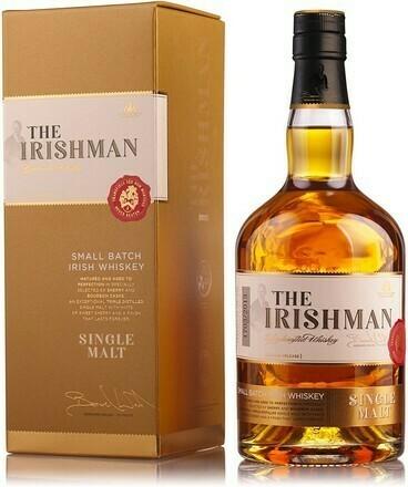 The Irishman Single Malt 0,7l 40%
