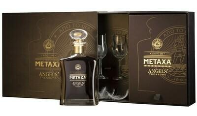 Metaxa Angels Treasure 0,7l 41% + 2 pohár