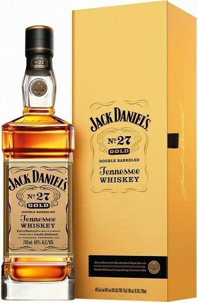 Jack Danieľs No. 27 Gold 0,7l 40%