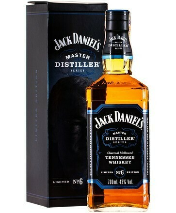 Jack Danieľs Master Distiller No.6 0,7l 43%