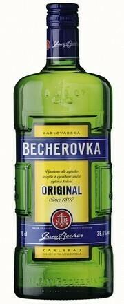 Becherovka 0,7l 38%