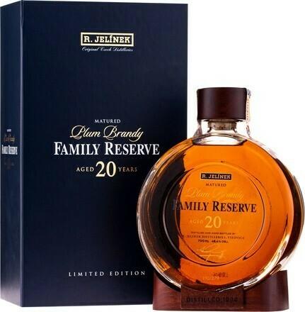 Rudolf Jelínek Family Reserve 0,7l 46,9%