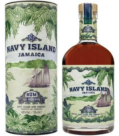 Navy Island XO Reserve 0,7l 40%