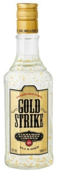Bols Gold Strike 0,5l 50%
